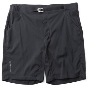Houdini Crux Shortsit Miehet, rock black